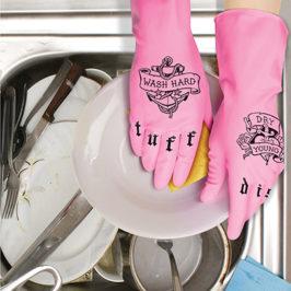 О пользе резиновых перчаток