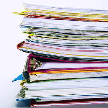 Организация и хранение семейных документов