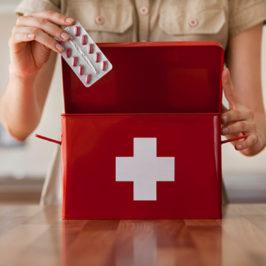 Организация и хранение домашней аптечки