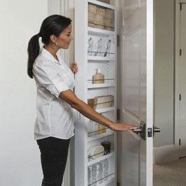 «Секретные» места для хранения вещей