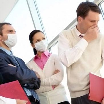 Как защитить себя от гриппа и ОРВИ