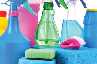 Как снизить потребление моющих средств и дезинфектантов