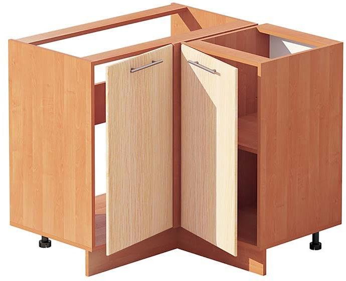 Угловой стол тумба для кухни