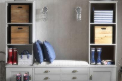 Мебель для прихожих: собираем комплект сами